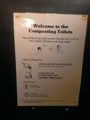 Composting Toilets that aren't stinky!