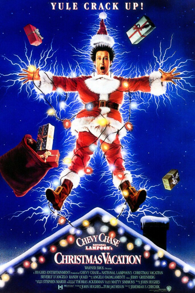 Tom Clark Chevy >> National Lampoons Christmas Vacation Chevy Chase Clark Gri