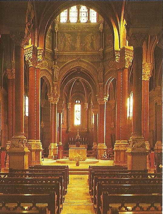 view into basilica