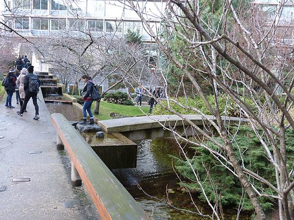 UNESCO jardins