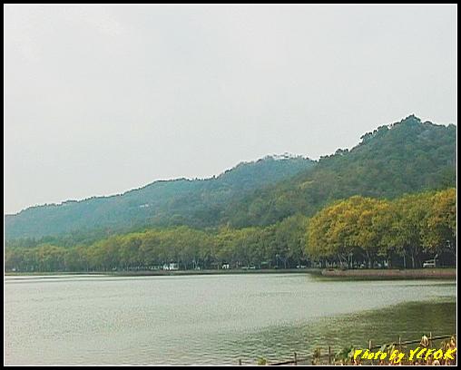 杭州 西湖 (其他景點) - 124 (從北山路湖畔看北裡湖)