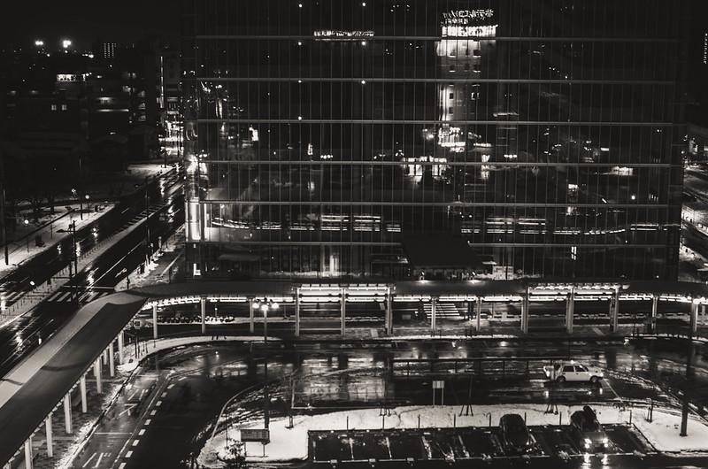 福井駅バスターミナル