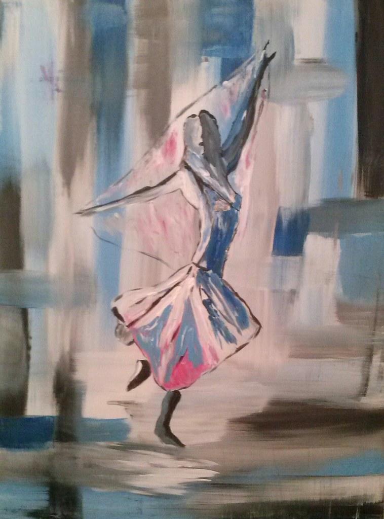 acryl paintings 80x60