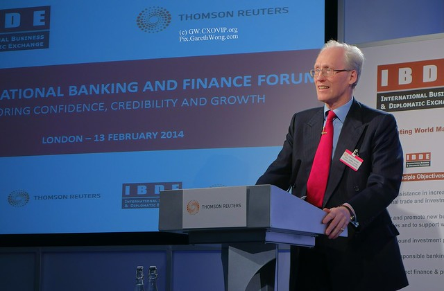 John Griffith-Jones, Chairman, Financial Conduct Authority from RAW _DSC5255