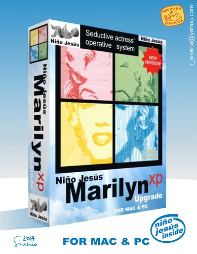 Software Advertising: Marylin XP (Publicidad del Software: Marylin XP) by Niño Jesús