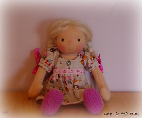 Missy Slim style PB doll