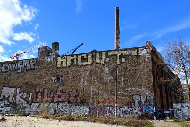 streetart | eisfabrik berlin mitte