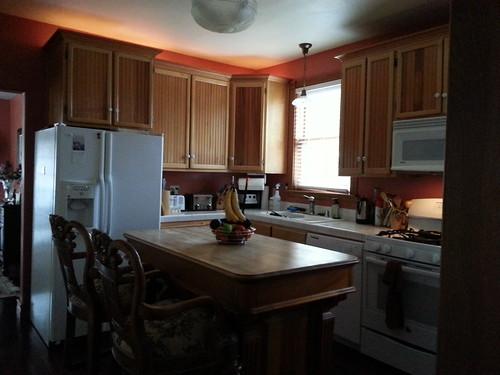 Kitchen at Shasta MountInn