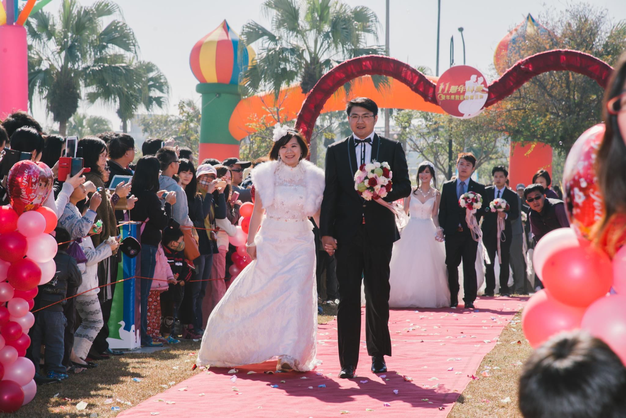 2014-南科集團結婚