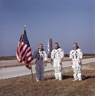 45th Anniversary of Apollo 9 (Archive: NASA, Marshall, 03/03/69)