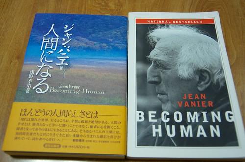 "JEAN VANIER ""BECOMING HUMAN"" by nomachishinri"
