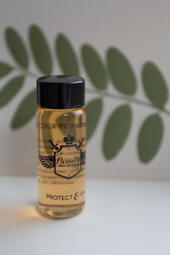 Beauty Protector hair oil