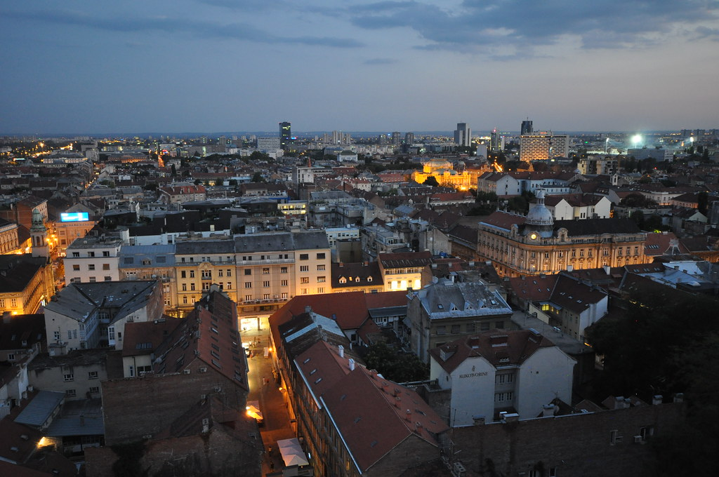 Donji Grad (Lower Town)