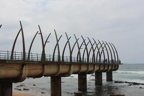 Pier near the hotel