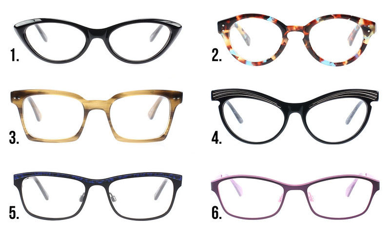 London Retro glasses styles