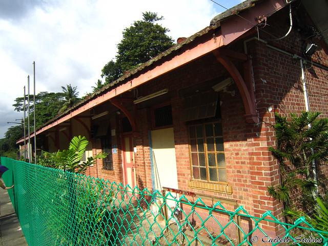 KTM Railway Track - Bukit Timah Railway Station 01