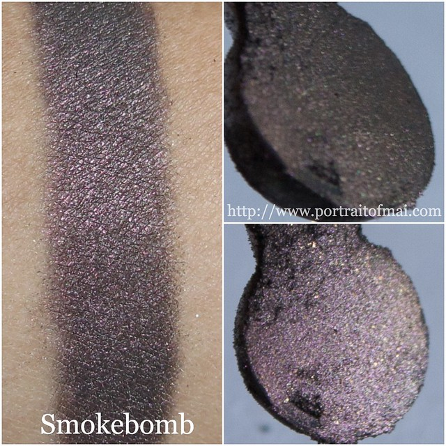 femme fatale cosmetics smokebomb