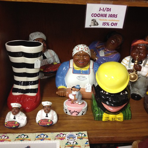 Ventura-racist-cookie-jars