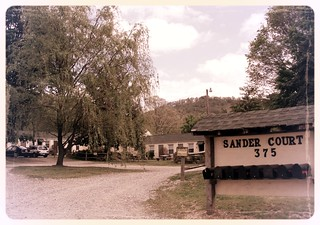 Sander Court, Woodfin, NC.