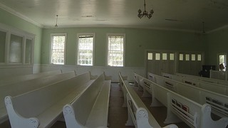 Speedwell Methodist Church Interior