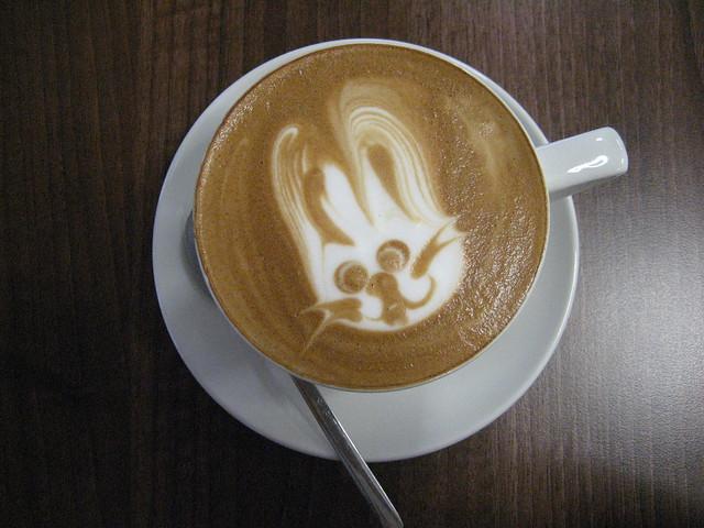 Latte art, Cafe Cordon Bleu