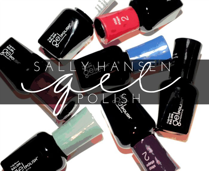 Sally Hansen Gel Polish (7)