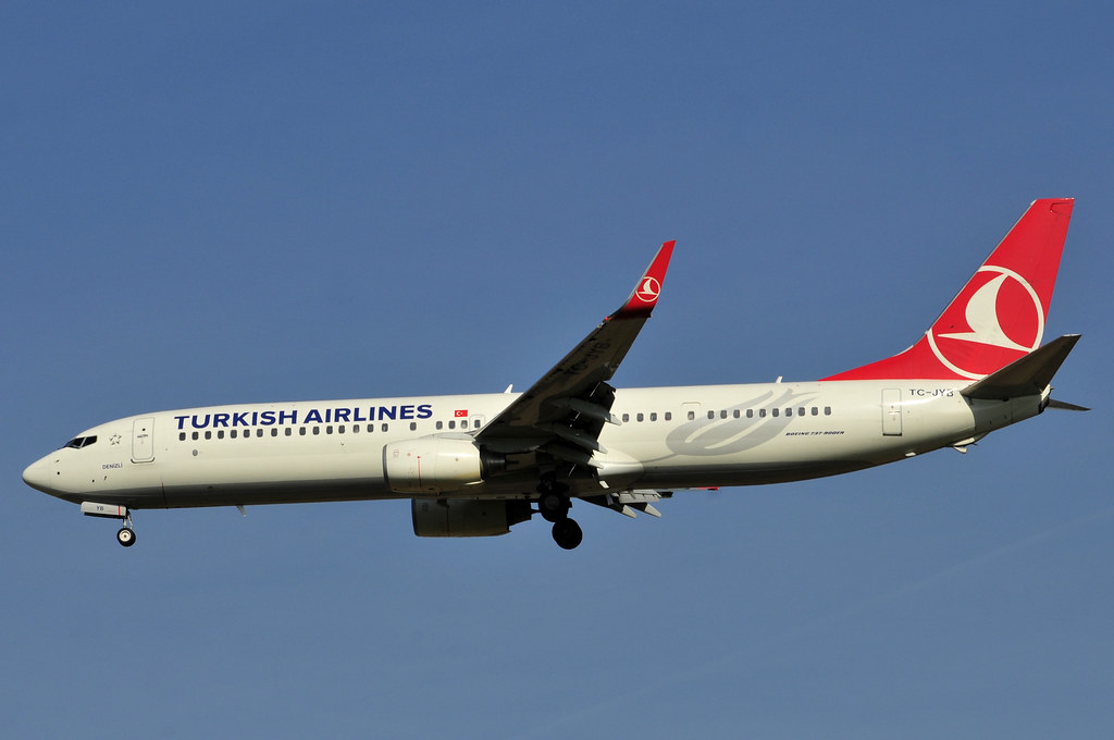TC-JYB - B739 - Turkish Airlines