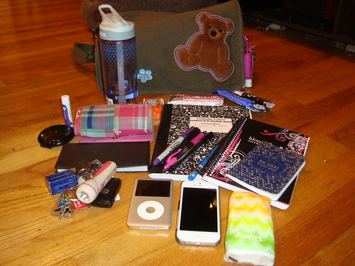 In My Bag May 2014