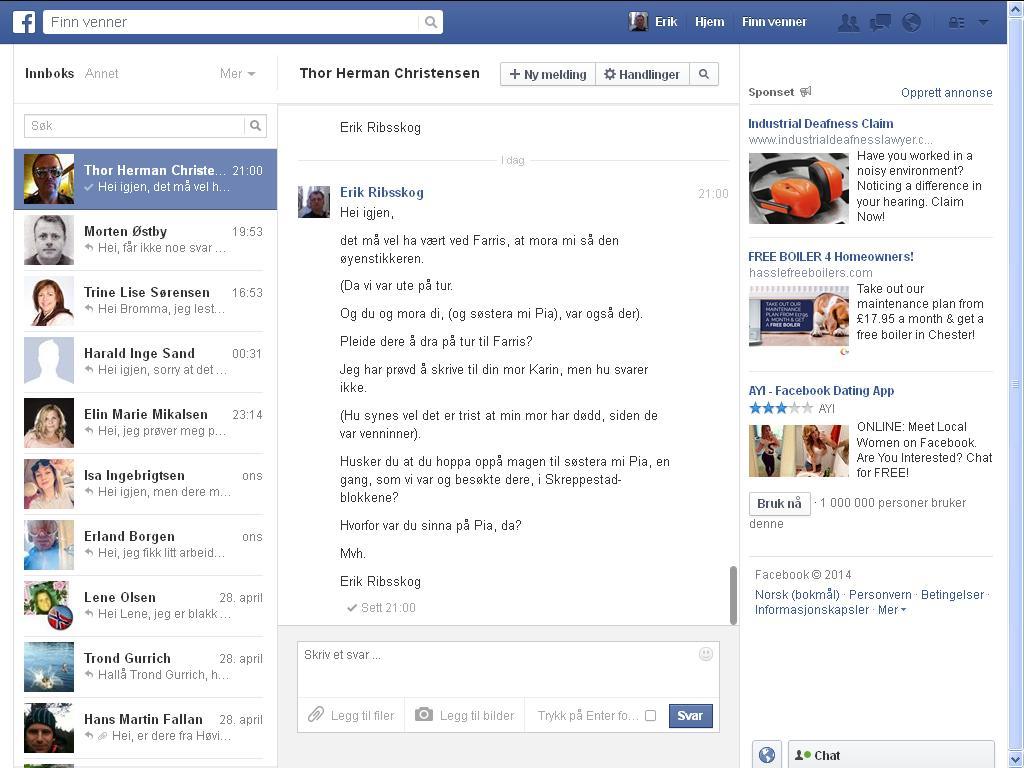 farris hm facebook
