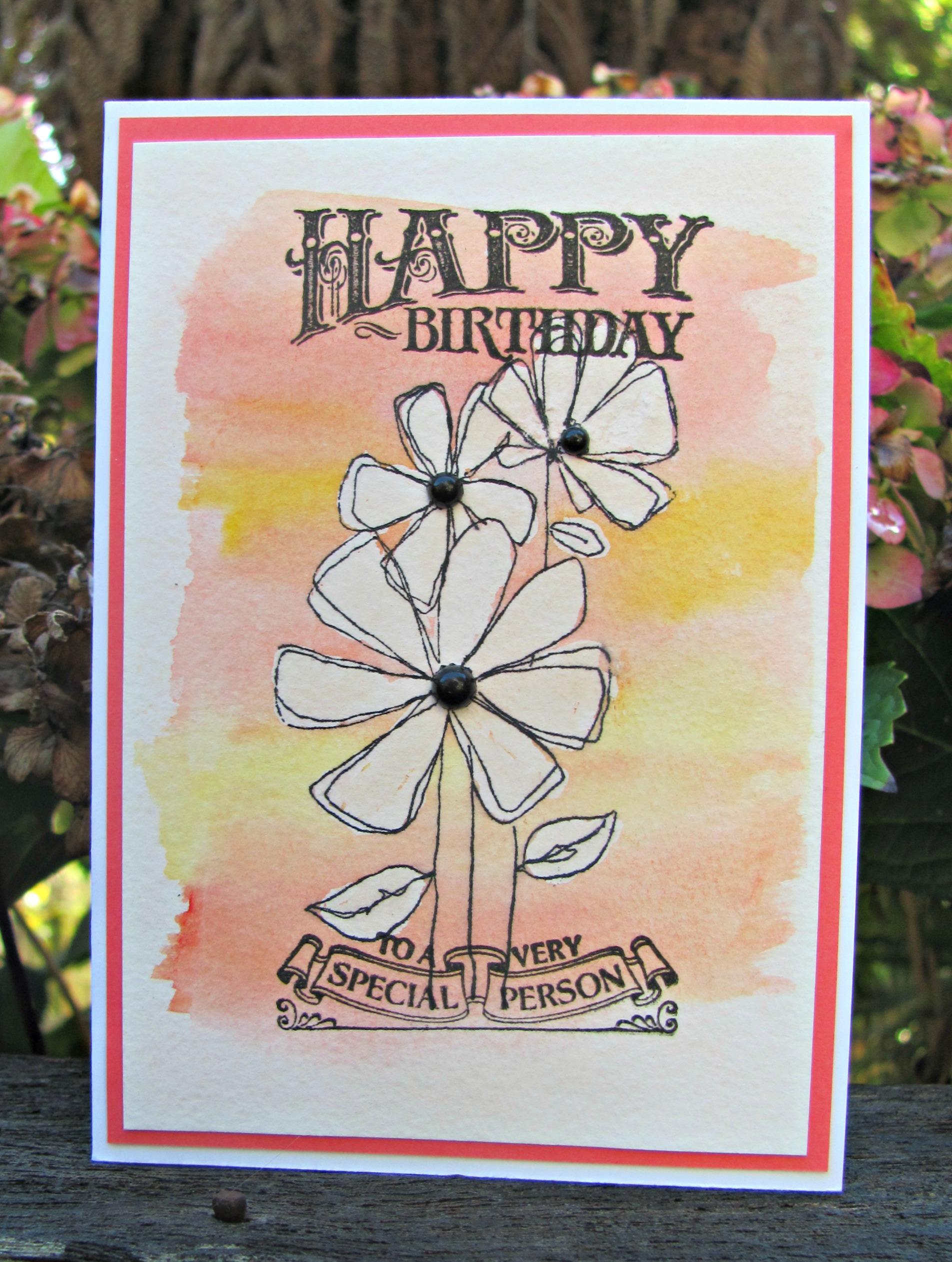 Penny Black birthday