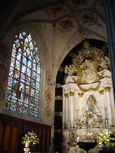 Belgium Antwerpen Cathedral of Our Lady4