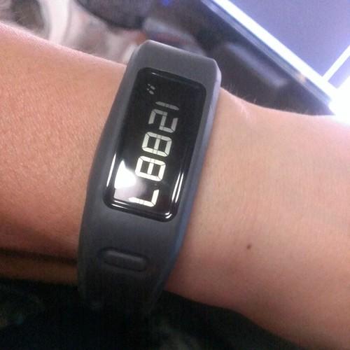 12887 steps #vivofit