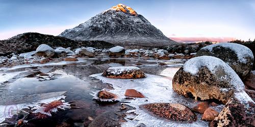 scotland highlands glencoe glenetive