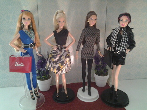 The barbie look collection flickr photo sharing