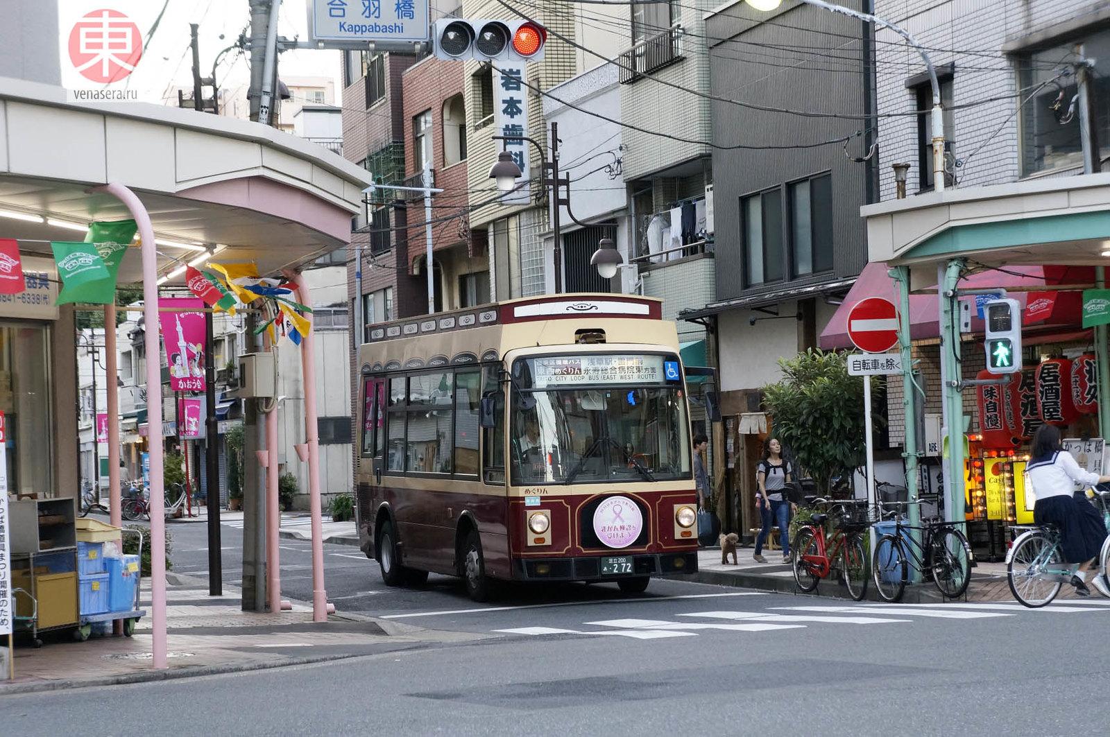 Улица Каппа-баси, Токио.