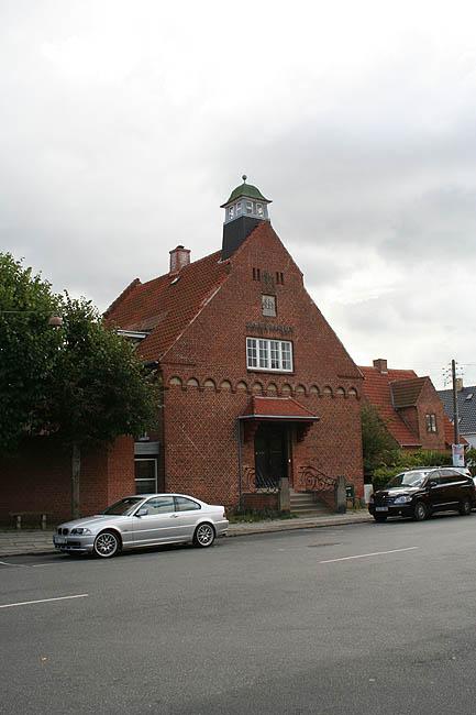 Ayuntamiento de Dragør. © Paco Bellido, 2007