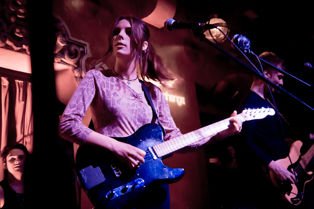 Wolf Alice's Ellie Roswell