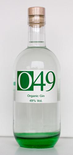 O49 Organic Gin