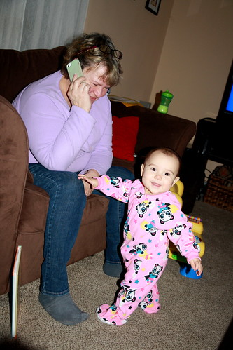 Grandma Visits- Feb 2015