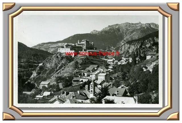 CHATEAU - QUEYRAS (Hautes-Alpes)
