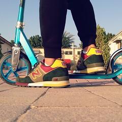 #newbalance 576 #threepeaks #sneakers #Shoestagram #shoes #kicks #sole #dxb #dubai