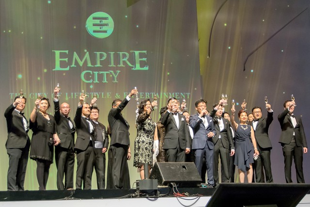 5. empire party of century