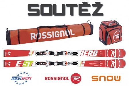 Známe vítěze soutěže o vybavení Rossignol!