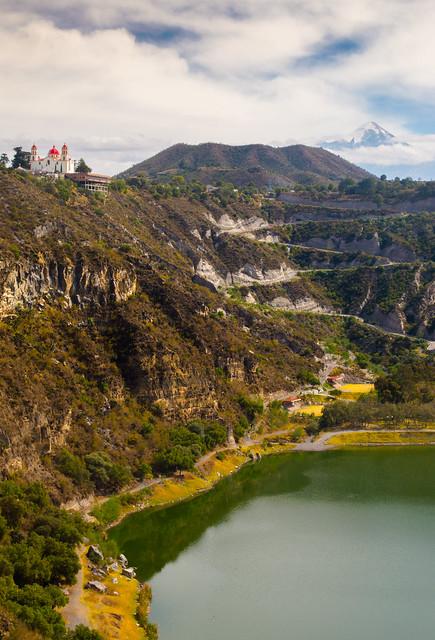 Laguna de Aljojuca - 01