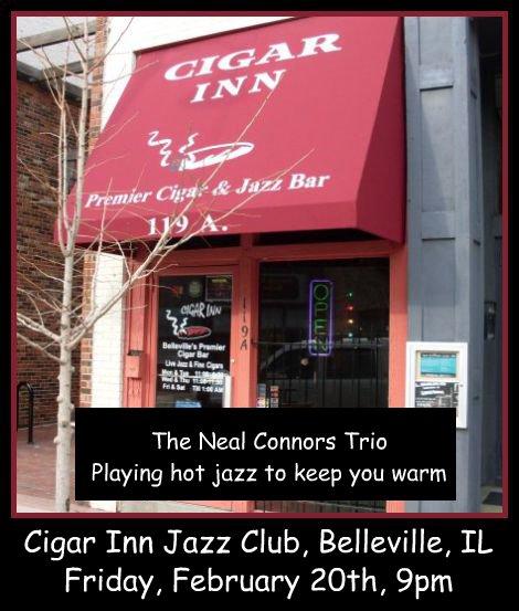 Cigar Inn 2-20-15