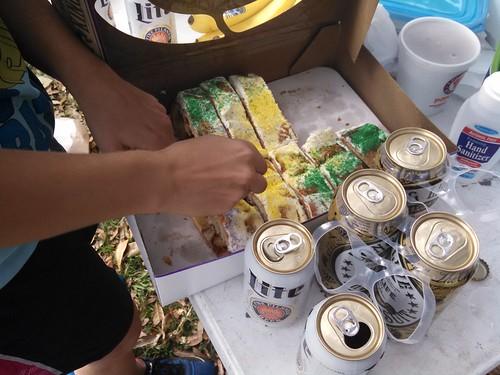 Duong Phuong king cake