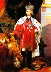 Russia-Emperor Paul II