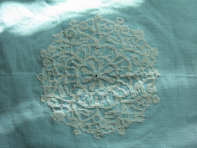 Clock Stitching