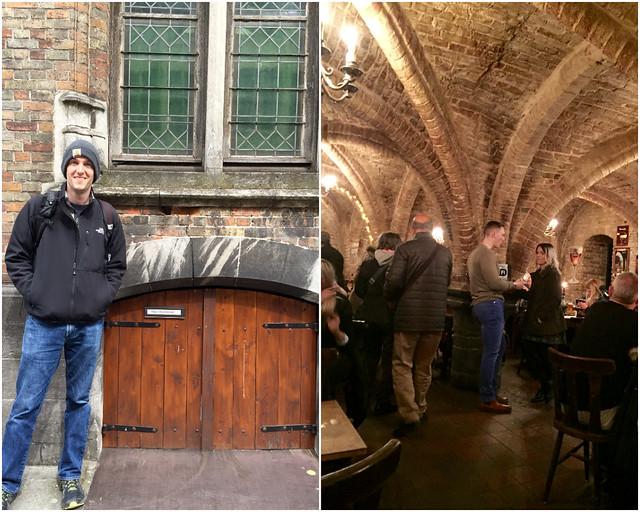 Cellar bars