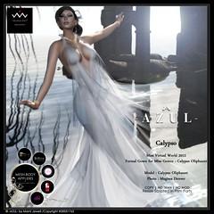 (IMAGE)Calypso (c)-AZUL-byMamiJewell